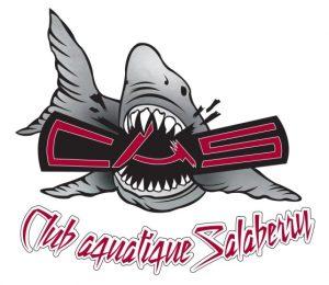 Logo club aquatique